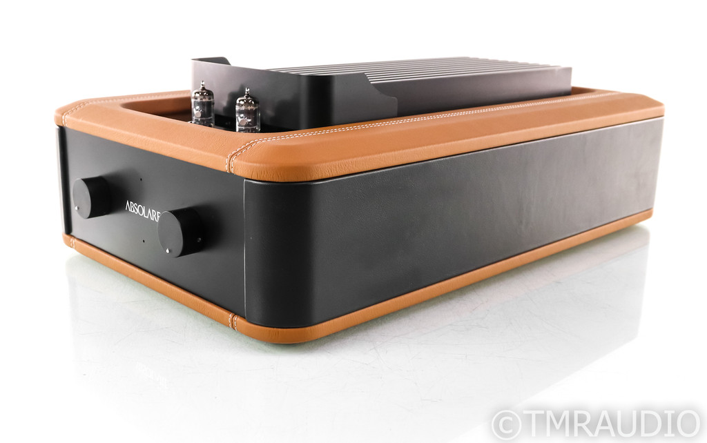 Absolare Signature Series Stereo Integrated Amplifier; Remote; Tube Hybrid