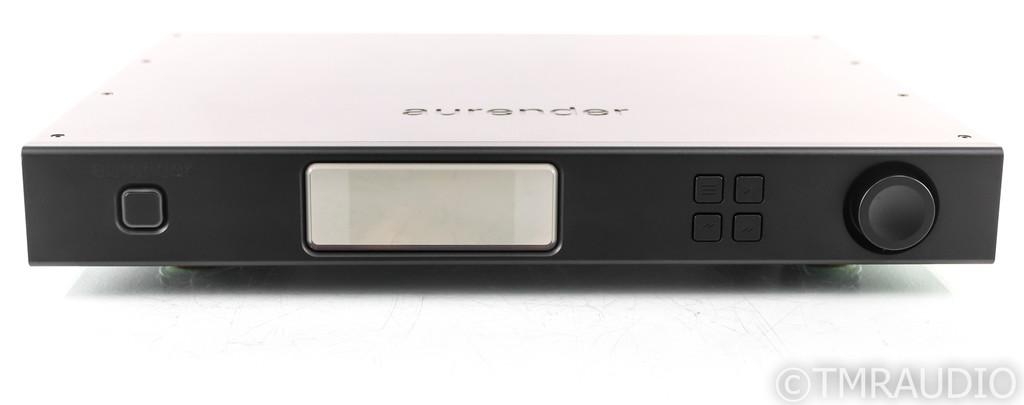 Aurender A10 Network Streamer / DAC; 4TB; Black; Remote