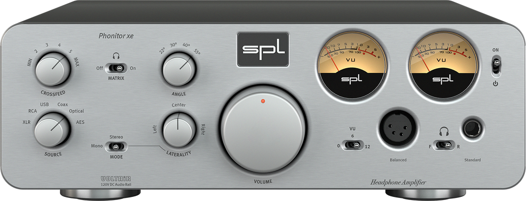 SPL Phonitor xe Headphone Amplifier; New w/ Full Warranty