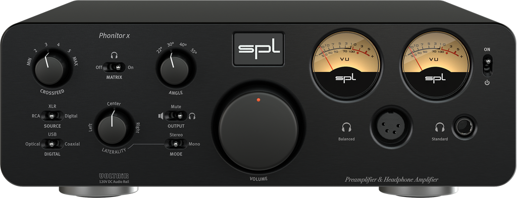 SPL Phonitor x Headphone Amplifier / Preamplifier; New w/ Full Warranty