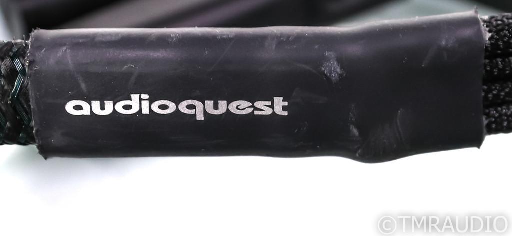 AudioQuest Rocket 88 Bi-Wire Speaker Cables; 8ft Pair; 72v DBS