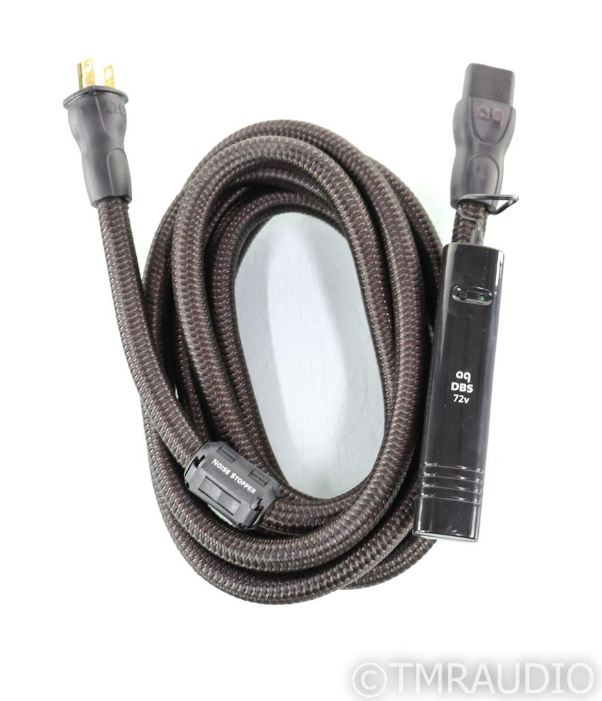 AudioQuest NRG-10 Power Cable; 10ft AC Cord; NRG10; 72v DBS