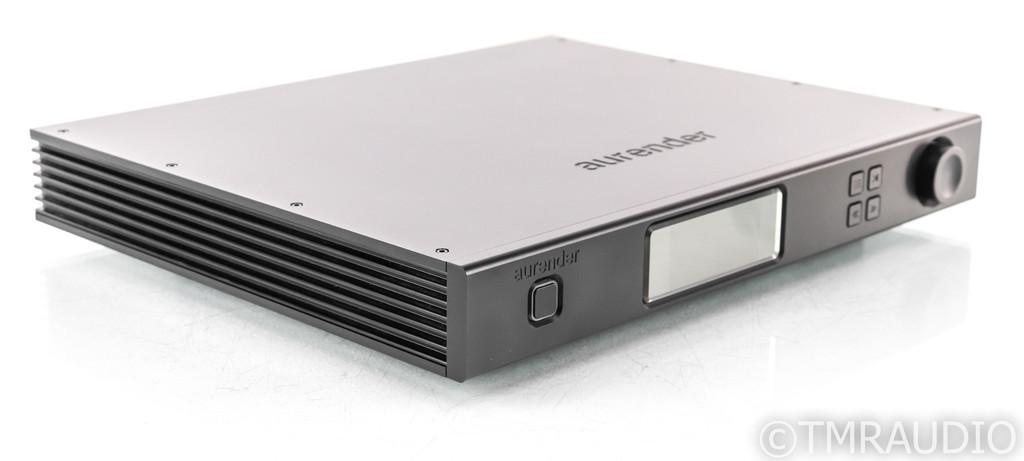 Aurender A10 Network Streamer / Server; A-10; Black; 4TB HDD