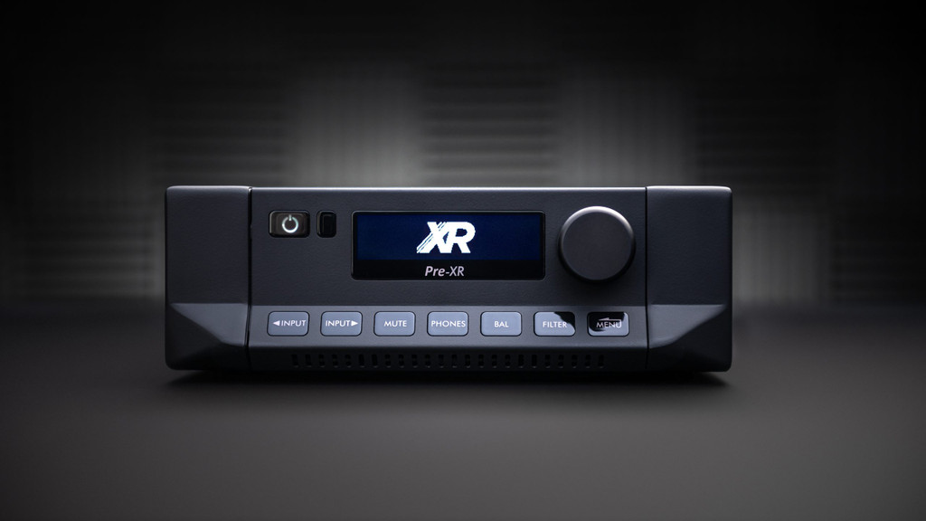 Cyrus Pre-XR DAC / Preamplifier; New w/ Full Warranty