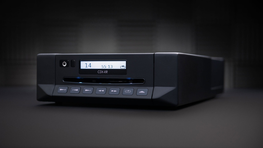 Cyrus CDt-XR CD Transport; New w/ Full Warranty