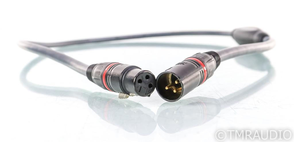 Transparent Audio Plus XLR Cable; Gen 5; Single 1m Balanced Interconnect (1/1)