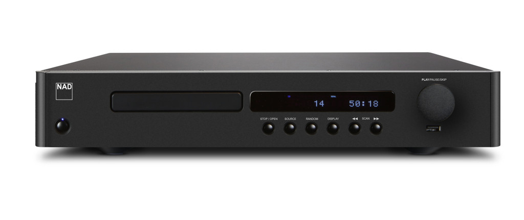 NAD C 568 Compact Disc Player; New w/ Full Warranty