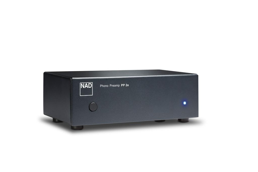 NAD PP 2e Phono Preamplifier; New w/ Full Warranty