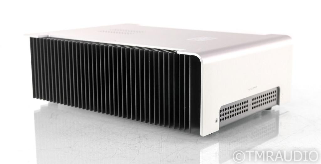 Schiit Vidar Stereo Power Amplifier; Silver (SOLD4)