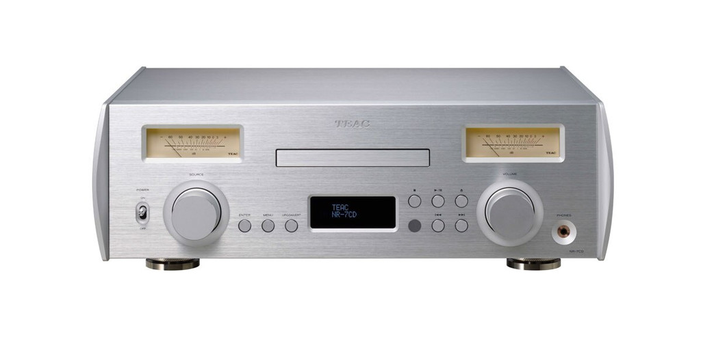 TEAC NR-7CD Network CD Player / Integrated Amplifier; CLOSEOUT w/ Full Warranty