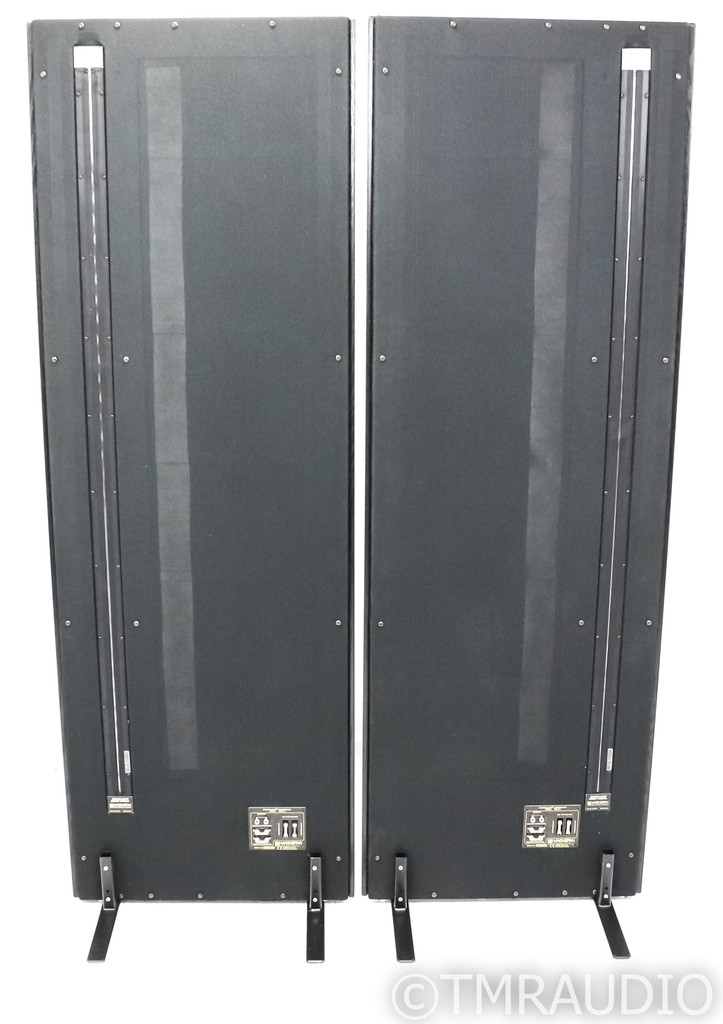 Magnepan 3.7i Magnetic Planar Floorstanding Speakers; 3.7-i; Black Pair