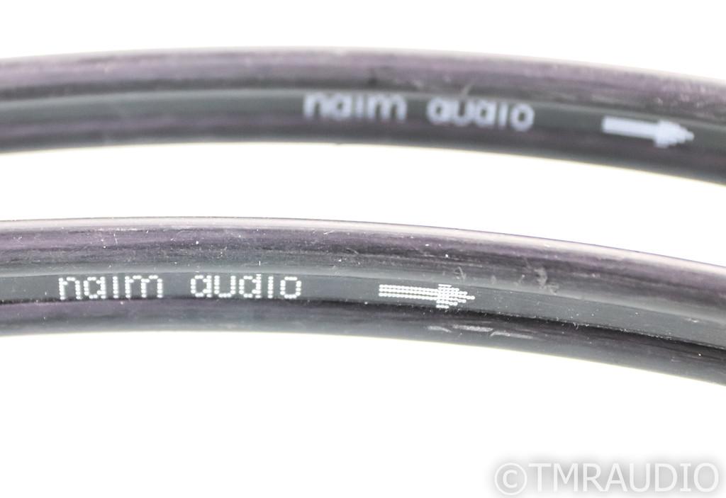 Naim NAC A5 Bi-Wire Speaker Cables; 3.5m Pair; NACA5
