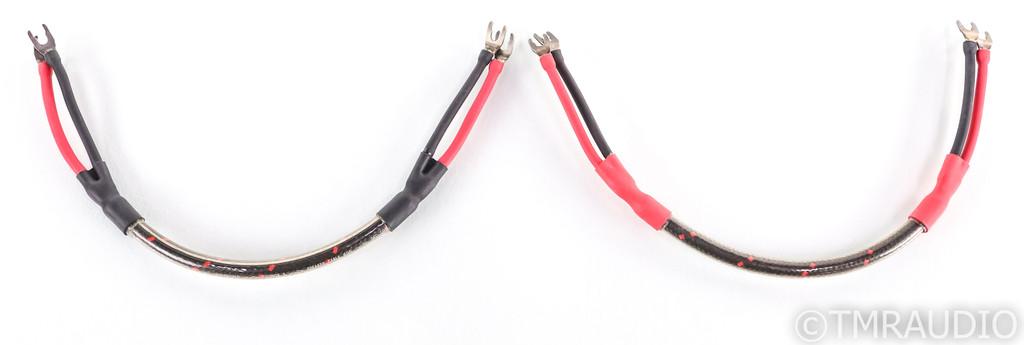 Wireworld Equinox 5 Speaker Cables; 0.5m Pair