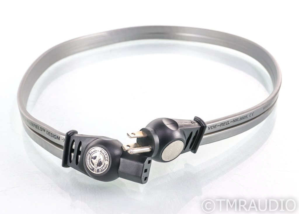 WireWorld Silver Electra 7 Power Cable; 1m AC Cord