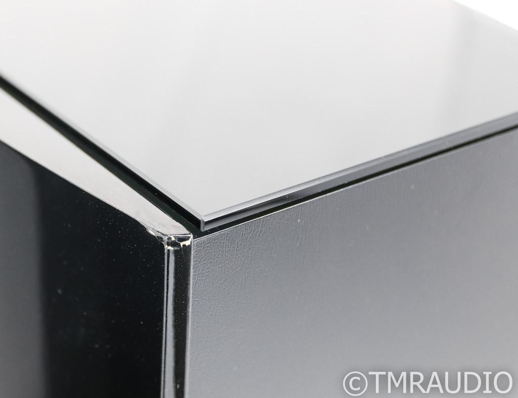 Atlantic Technology AT-1 Floorstanding Speakers; Gloss Black Pair; H-PAS