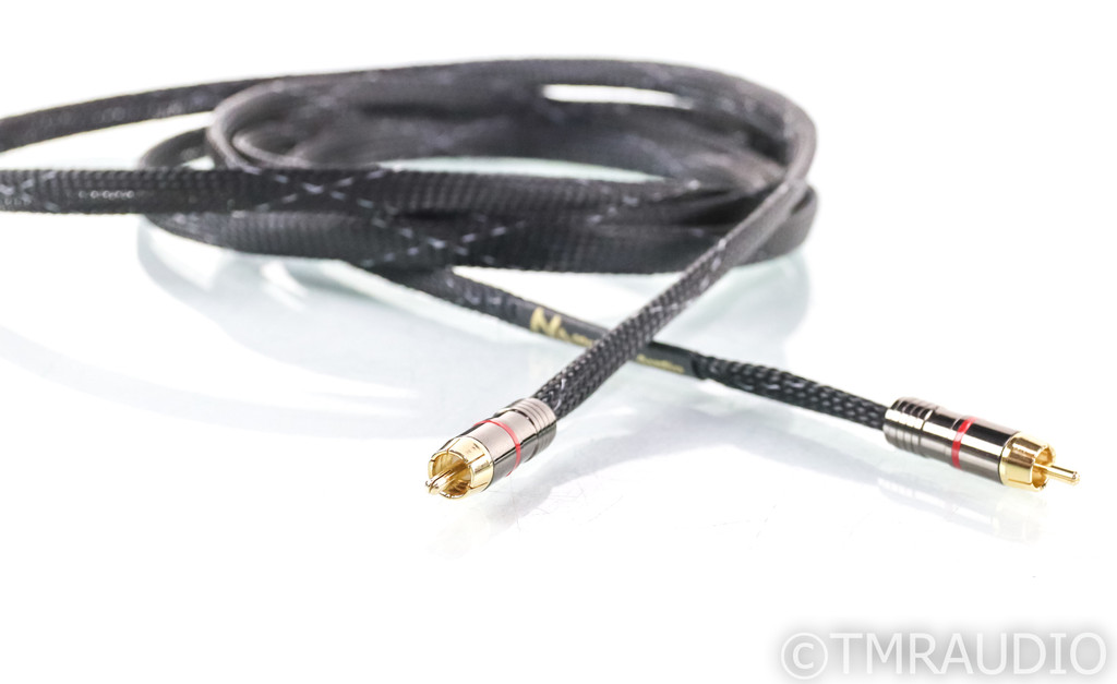 Morrow Audio SUB3 RCA Subwoofer Cable; Single 3m Interconnect; SUB-3