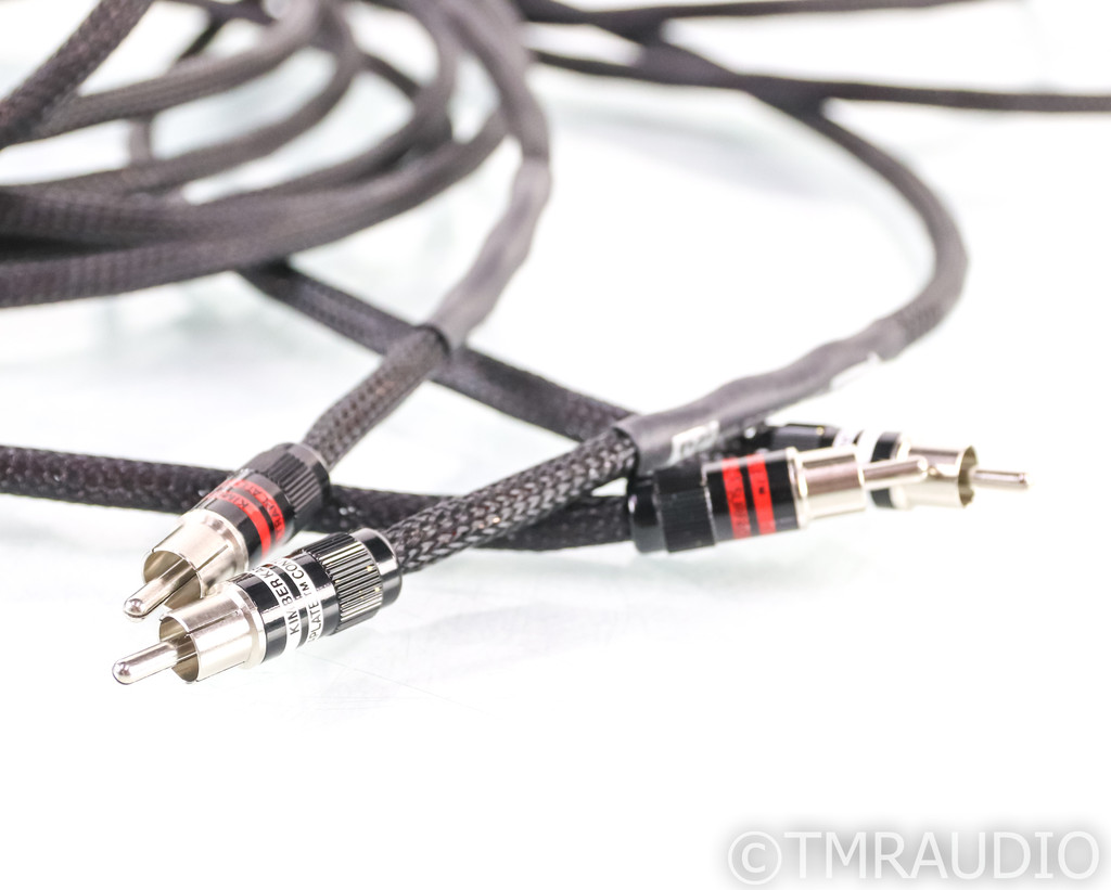 Kimber Kable Hero RCA Cables; 3m Pair Interconnects (Open Box w/ Warranty)