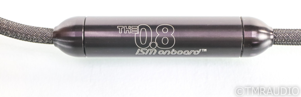 Tara Labs ISM Onboard The 0.8 XLR Cables; 1.5m Pair Balanced Interconnects (SOLD)