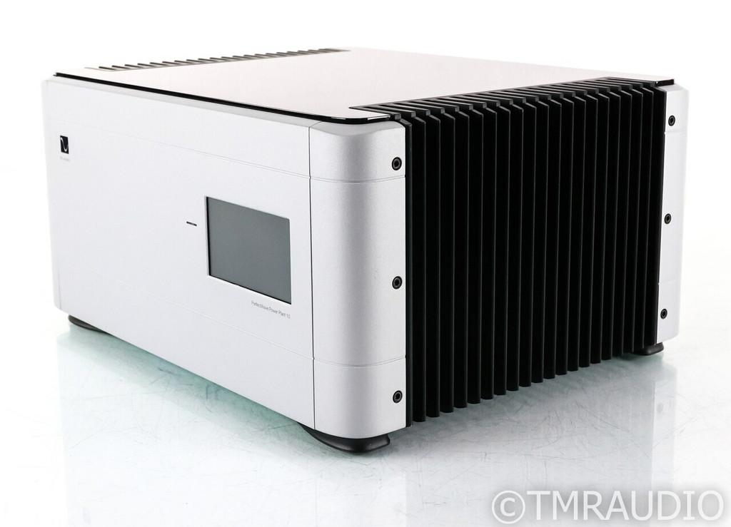 PS Audio PerfectWave PowerPlant 10 AC Power Regenerator; P10; Silver (Used)