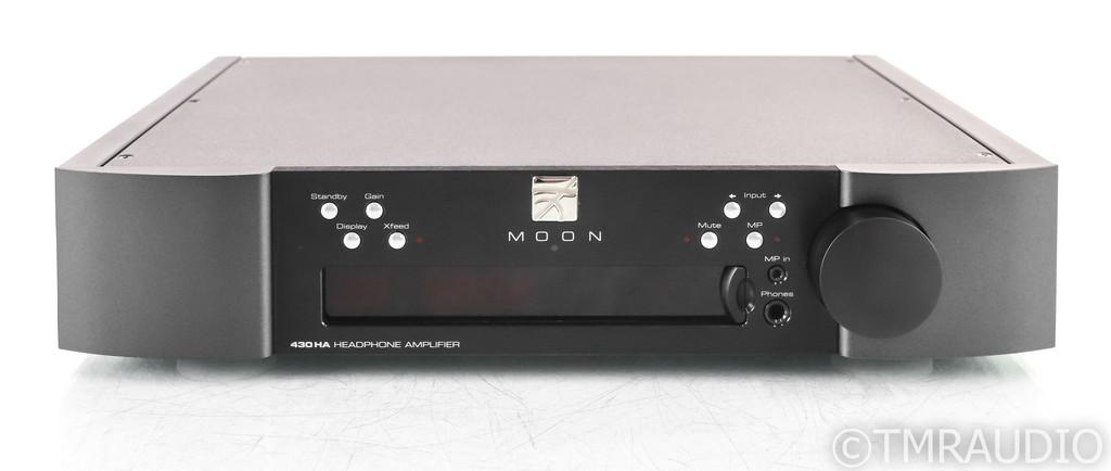 Simaudio Moon NEO 430HA Headphone Amplifier