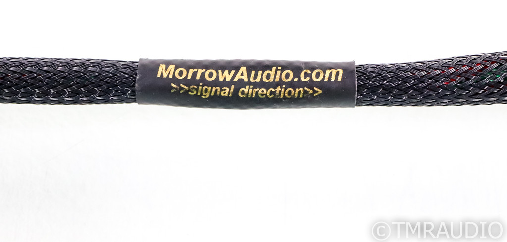 Morrow Audio MAP-3 Power Cable; MAP3; 3m AC Cord