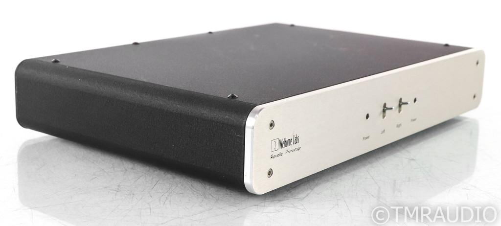 Welborne Labs Reveille MM / MC Phono Preamplifier; Phonostage
