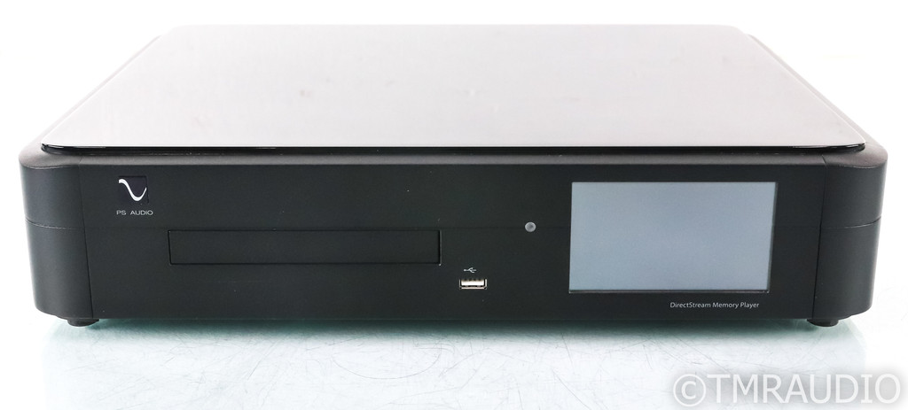 PS Audio DirectStream Memory Player SACD / CD Transport; DMP; Remote (Used)