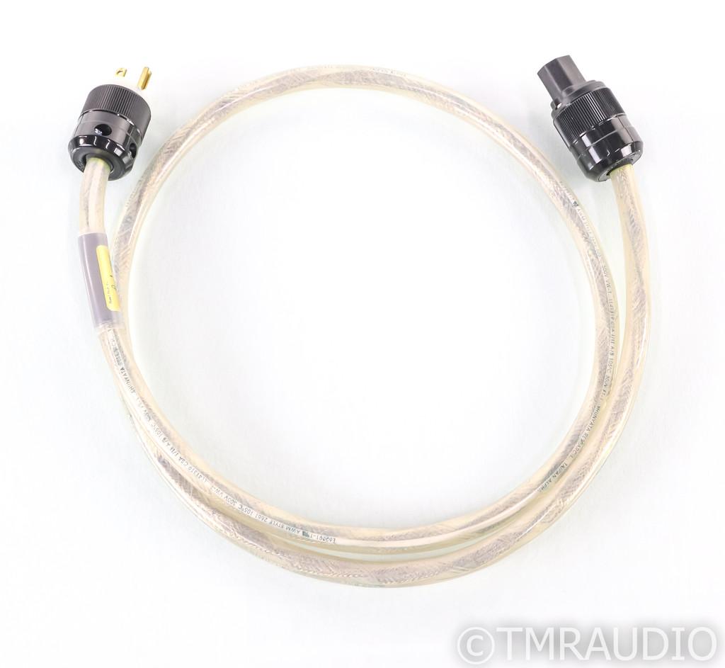 Shunyata Research Copperhead Power Cable; 1.5m AC Cord