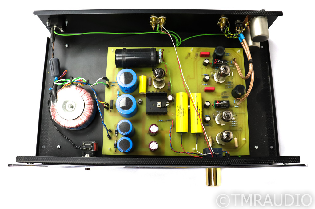 Art Audio Vinyl One Tube MM / MC Phono Preamplifier; Vinyl-1 (Upgraded)