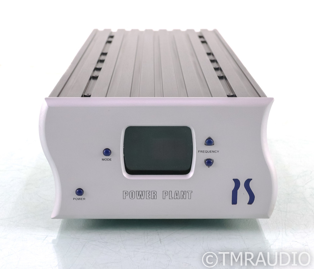 PS Audio Power Plant 300 AC Power Line Conditioner; P3; AS-IS (Leaky Capacitors)