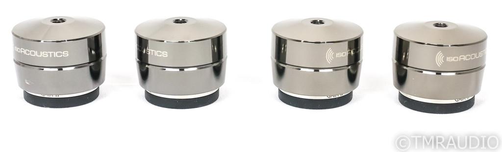 IsoAcoustics Gaia II Speaker Isolation Feet; Gaia 2; Set of Four