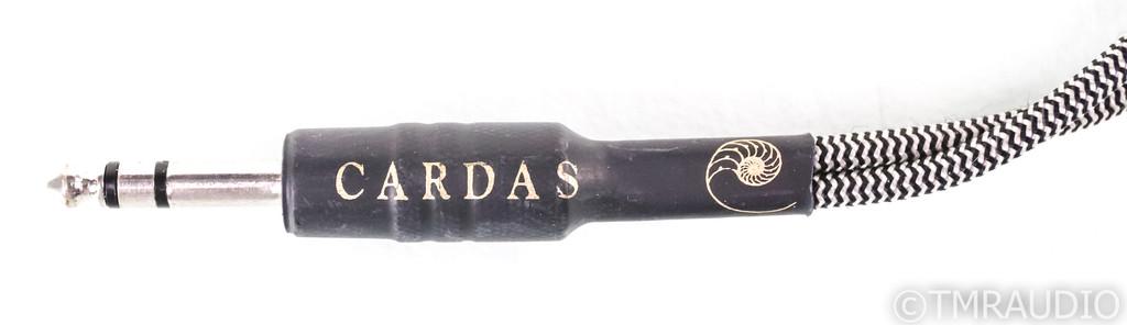 Cardas Clear Headphone Cable; 2m; Rhodium; For Audeze Headphones
