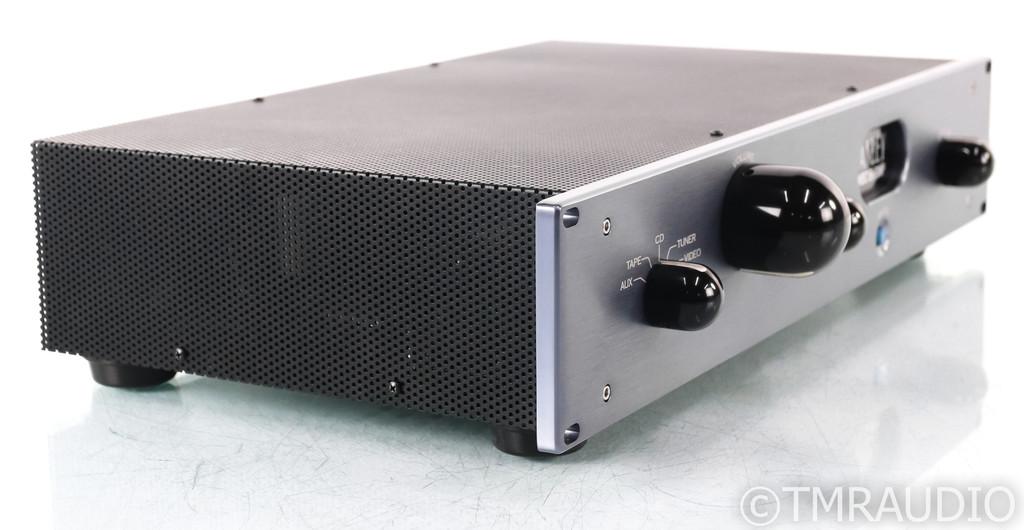 Manley Laboratories Jumbo Shrimp Stereo Tube Preamplifier; (No Remote)