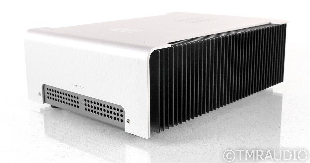 Schiit Vidar Stereo Power Amplifier; Silver (SOLD7)