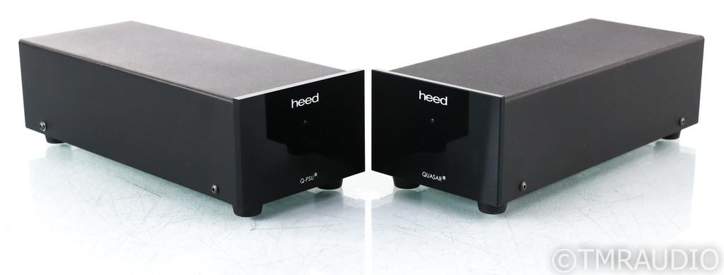 Heed Quasar III MM / MC Phono Preamplifier; 3