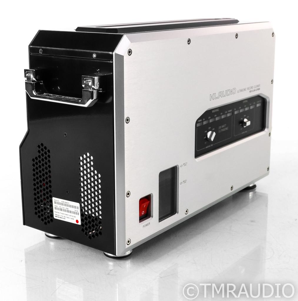 KL Audio KD-CLN-LP200 Ultrasonic Record Cleaner; KDCLNLP200