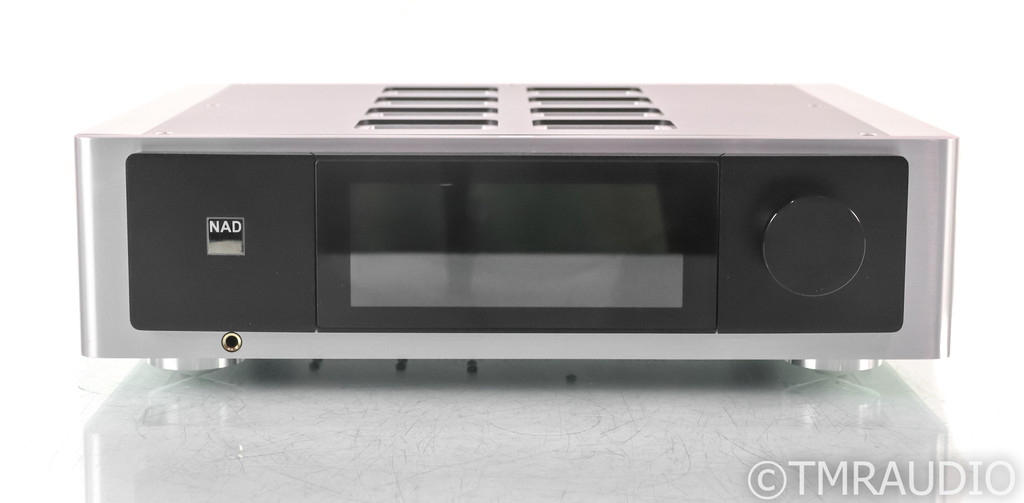 NAD M33 Stereo BluOS Streaming Integrated Amplifier; M-33; Remote
