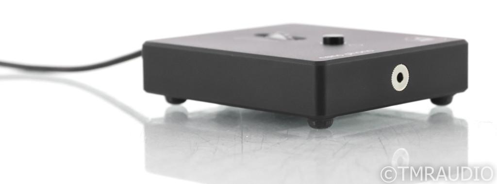 Clearaudio Nano V2 Phono Preamplifier; Black w/ Headphone (Open Box / Warranty)