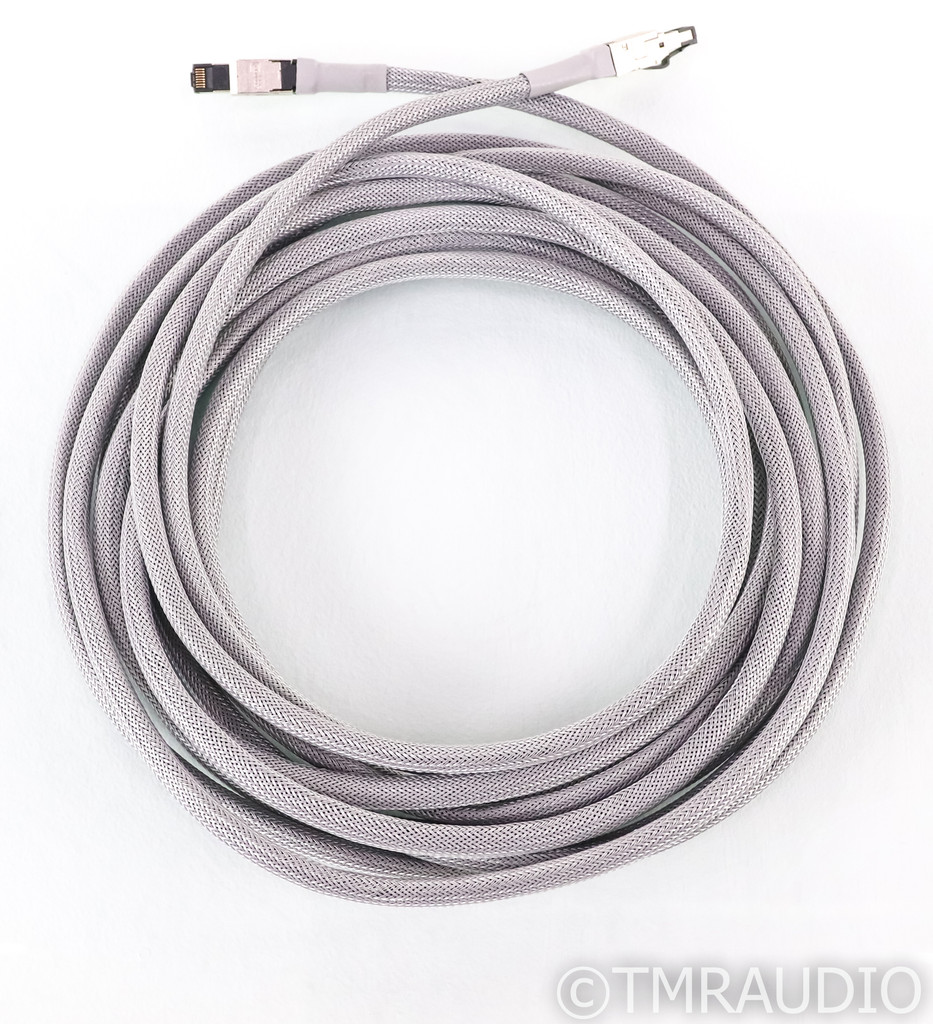 Shunyata Research Venom Ethernet Cable; 8m Single Digital Cable