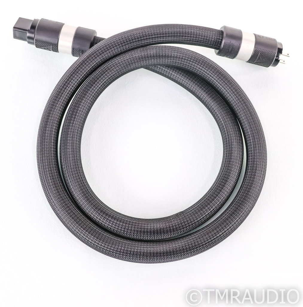 Shunyata Research Alpha NR Power Cable; 1.75m AC Power Cord; C19