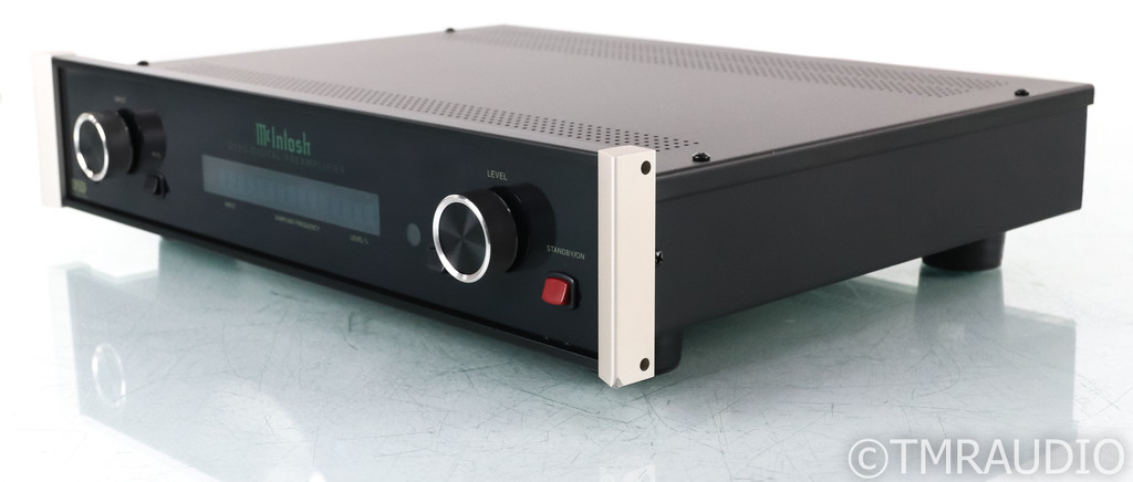 McIntosh D150 DAC; D-150; D/A Converter; USB; Volume Control; Remote