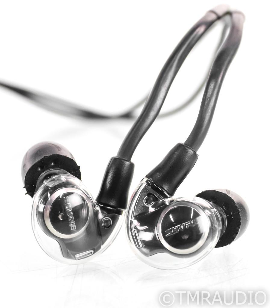 Shure KSE1200 Electrostatic In-Ear Headphones; KSE-1200; IEM