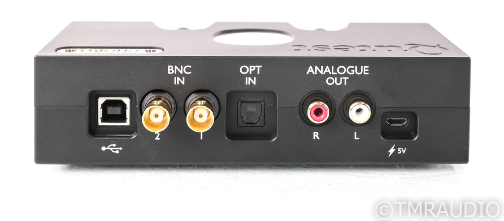 Chord Electronics Qutest DAC; D/A Converter; USB