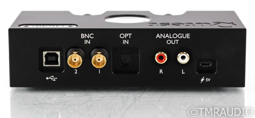 Chord Electronics Qutest DAC; D/A Converter; Black