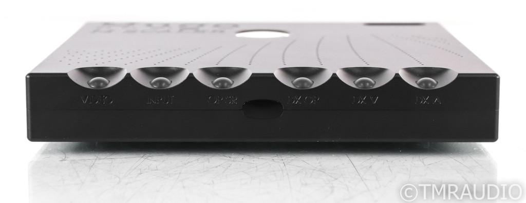 Chord Electronics Hugo M Scaler Digital Upscaler; Upsampler; D/D; Black; Remote