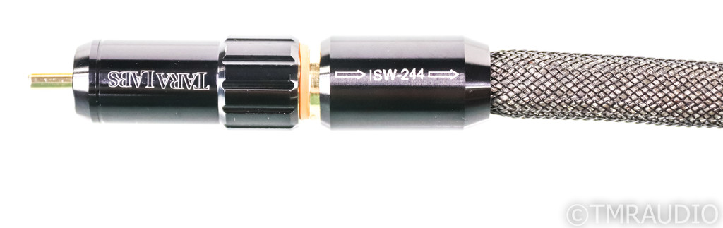Tara Labs The ISM-SUB RCA Subwoofer Cable; 1.5m Interconnect