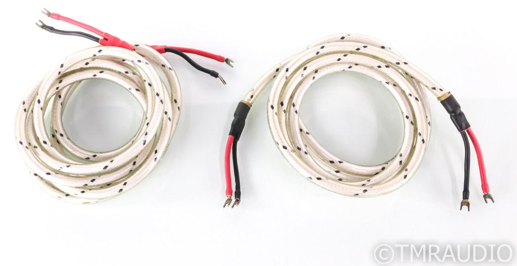 Wireworld Polaris Speaker Cables; 3.75m Pair