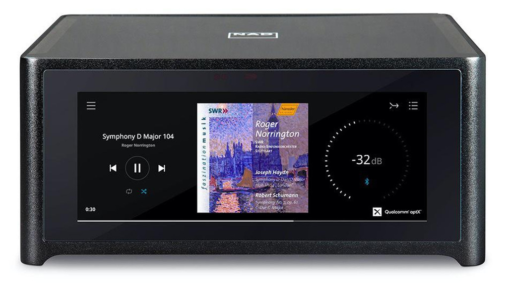 NAD M10 Streaming Stereo Amplifier; M-10; BluOS (Closeout)