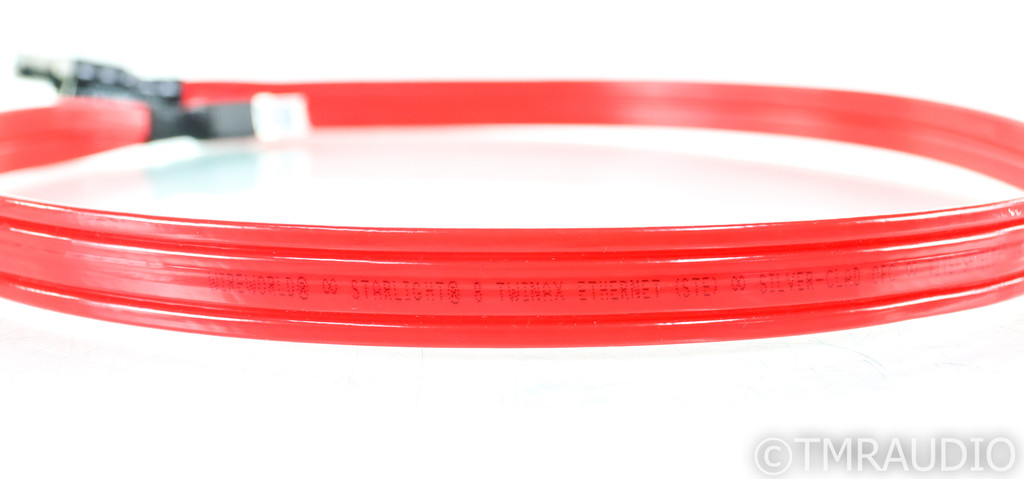 WireWorld Starlight CAT8 Ethernet Cable; 1m Digital Interconnect