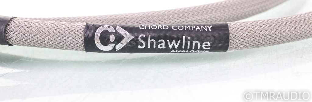 Chord Company Shawline Power Cable; 1.5m AC Cord